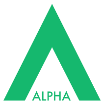 Kappa Bar partner Alphas green logo