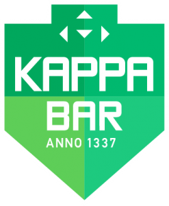 Kappa Bar Logotype