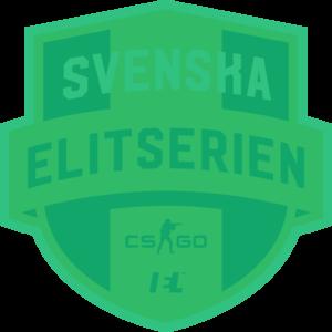 Kappa Bar partner Svenska Elitserien green logo